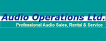 Audio Operations Ltd. Logo